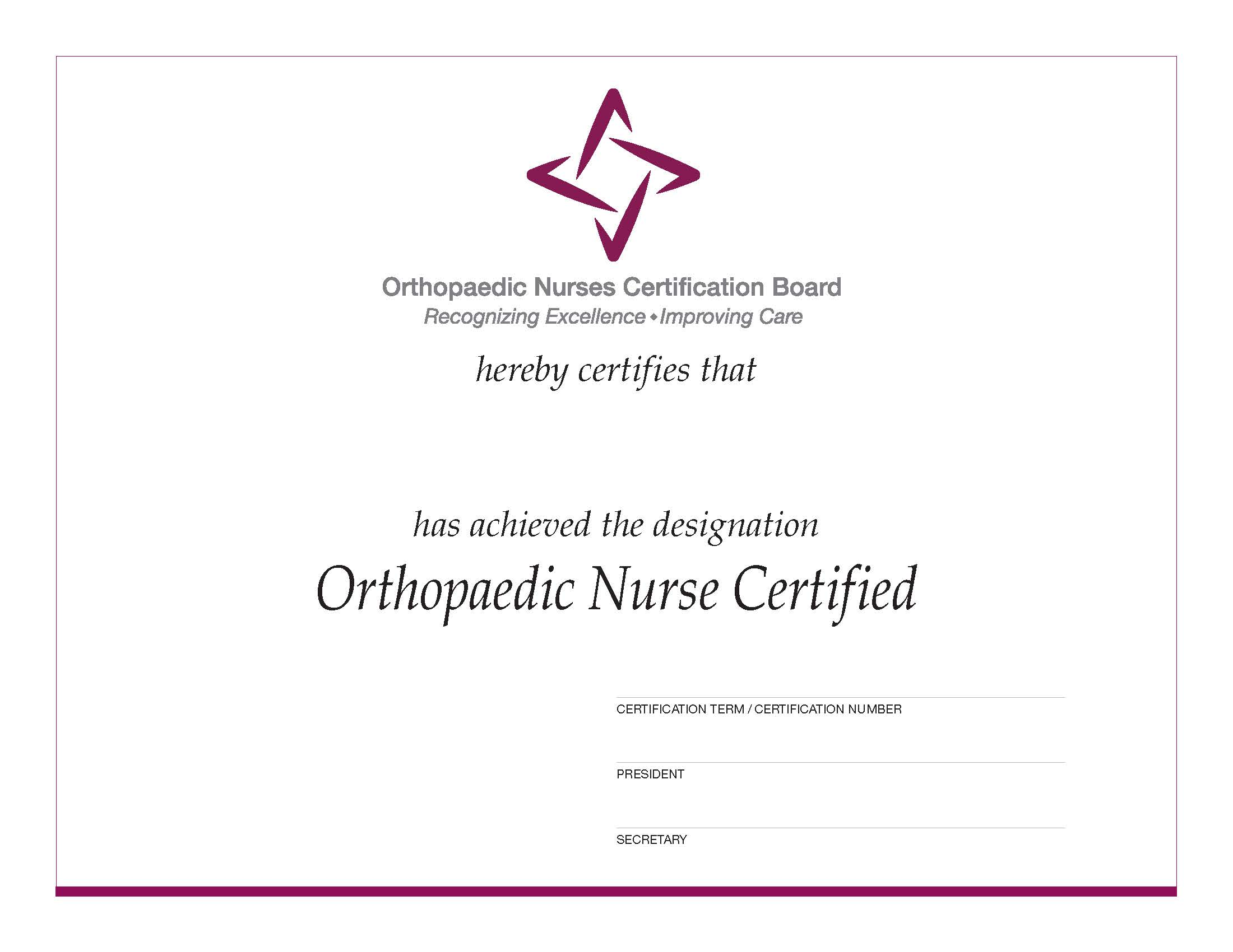 NAON : International Orthopaedic Nurses Day Celebrations! |Certified Orthopedic Nurse